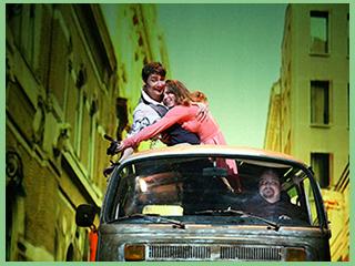 Shakespeare: Romeo & Juliet – Vígszínház /2011